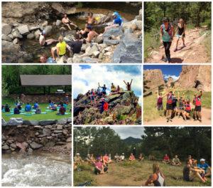 Boulder Collage